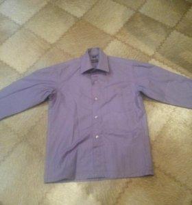 Рубашки до 122см