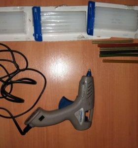 низкотемпературный клеевой пистолет