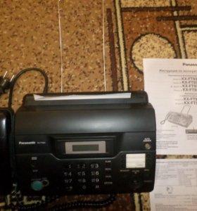 Факс Panasoniс KX-FT934RU