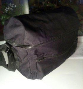 Большая сумка мужская