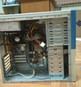 Мощный офисный компьютер