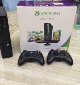 Xbox 360 500gb + FIFA 18