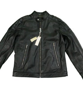 Куртка кожаная Diesel XL новая арт:20820
