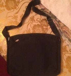 Мужская сумка для ноутбука