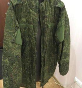Военная куртка бушлат