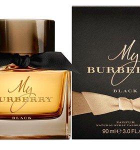 My Burbarry BLACK