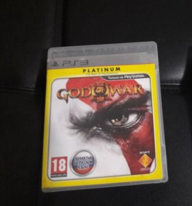 Игры на PS3. God of War 3,