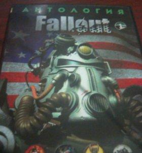 Компьютерный диск с игрой Fallout 3