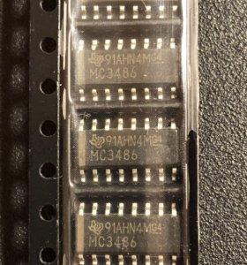 MC3486 (9 шт.)