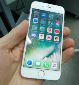 Айфон 6s 64 гб silver