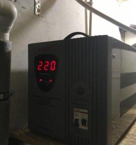 Стабилизатор напряжения Ресанта 8 кВт