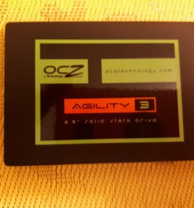 Твердотельный диск ssd 120Гб ocz agility 3 series