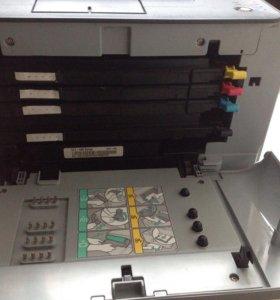 Принтер лазерный цветнойSamsung CLP310