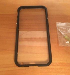 Бампер защитный для iPhone 6-6s