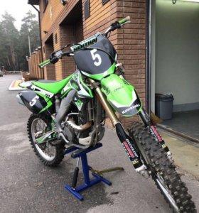 Kawasaki kx250 f