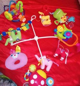 Развивающие игрушки для маленьких