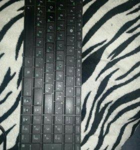 Клавиатура для ноутбука Asus X53B, X53T, X53U, X73