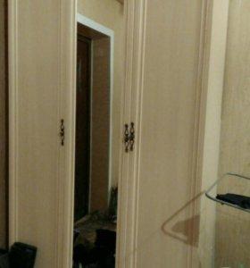 Шкаф ,цвет - беленый дуб
