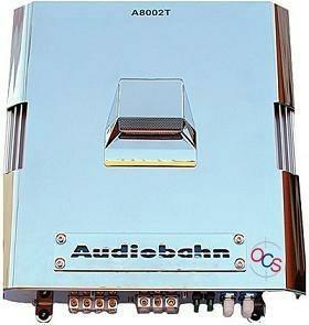 Новый усилитель Audiobahn a8002T