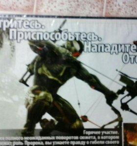 Crysis 3 диск игра (PC,на компьютер)