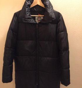 Куртка удлинённая новая