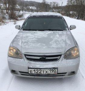 Chevrolet Lacetti 2007, 1.4MT