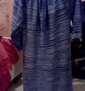 Новое Платье вязаное