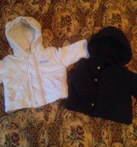 Курточки на весну-осень