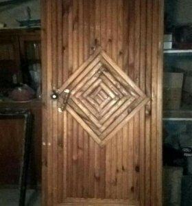 Продам дверь железную