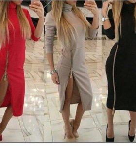 Новые платье с бирками