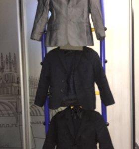 Детская одежда для мальчика 7-10 лет.
