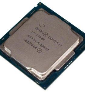 Продаю i7-7700K [OEM] Новый