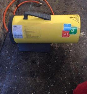 Пушка тепловая газовая 20kw