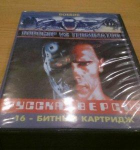 Sega Robocop vs Terminator