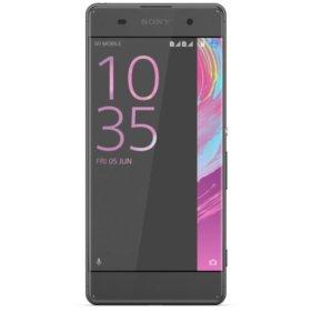 Sony Xperia XA Dual SIM Black (F3112)