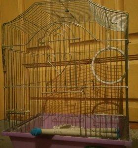 Клетка для попуга
