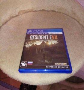 Resident evil 7, uncharted утраченное наследие