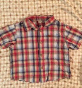 Рубашка 80 размер