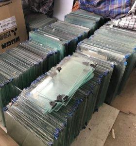 Кубы стеклянные -витрины с фишками б/у в Евпатории