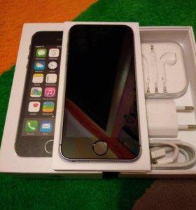 Apple iPhone 5s 32Gb space gray оригинал