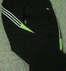 Мужские спортивные штаны утеплённые