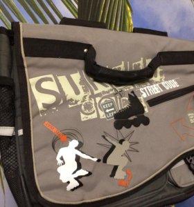 Портфель школьный. Ранец /рюкзак