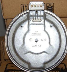 Электроконфорка чугунная экч д.145;180мм;220мм