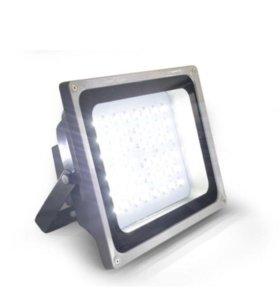 Светодиодный прожектор 50ватт