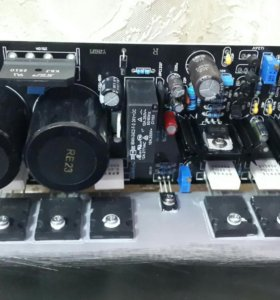 Усилитель звука 150W x 2