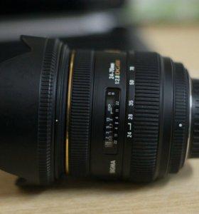 Sigma 24-70mm EX DG HSM