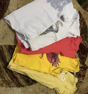 Одежда для девочки р-р 104-110