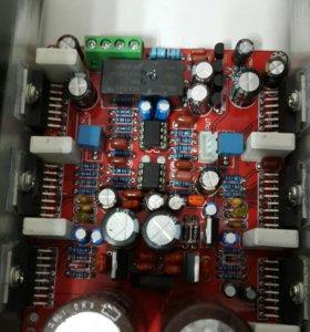 Усилитель звука 250W x2