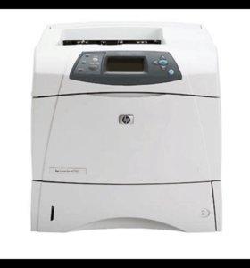 Принтер laserjet 4250