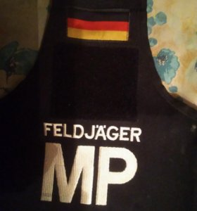 Нарукавная повязка бундесвера. Bundeswehr armbinde